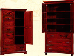 Amish Furniture : Armoires