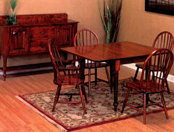 Amish Furniture : Drop Leaf SpringValley Dining Collection