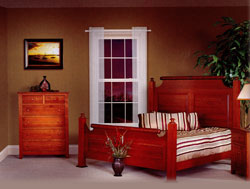 Amish Furniture : Holmes Bedroom Collection