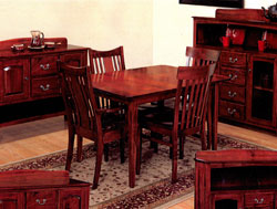 Amish Furniture : Millcreek Dining Collection