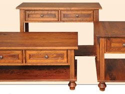 Amish Furniture : Oceanside Occasional Tables