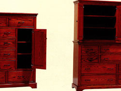 Amish Furniture : Storage Chests