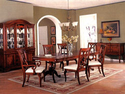 Dining Room : King Louis Dining Room Collection by Holland House