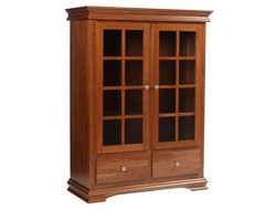 Amish Furniture : Amish Lexington Hutch
