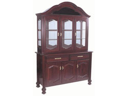 Amish Furniture : Amish Regal Hutch